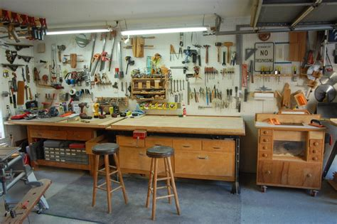 woodworking shop benches my little shop in houston finewoodworking