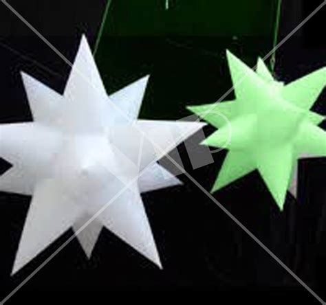 Hanging Home Decor Led Inflatable Star Stage Decoration Blow Up Furniture