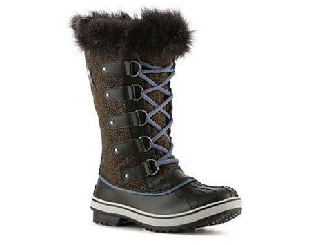 dsw winter boots sorel tofino snow boot dsw