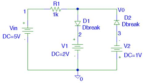 current limiting diode digikey pspice exles for ee 253