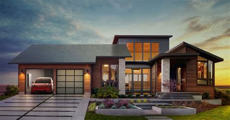 elon musk homes elon musk wants to replace your roof with solar shingles
