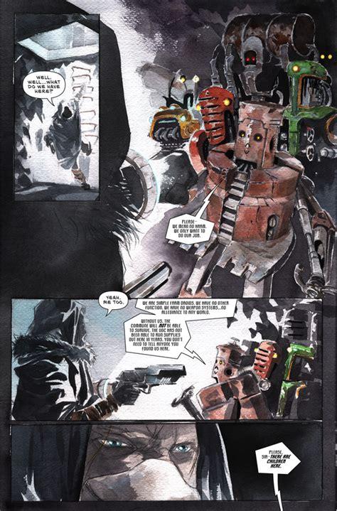 descender  releases image comics