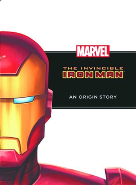 Iron An Origin Story buy marvel storybook iron origin story