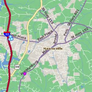 maps of carolina lodging pictures to pin on
