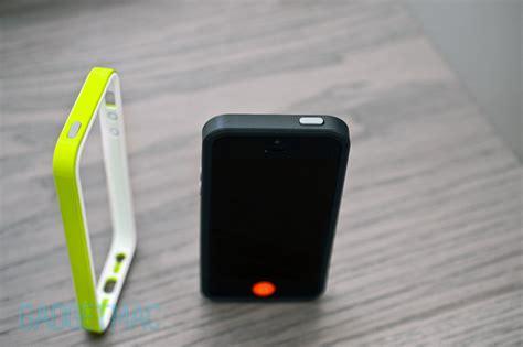 Iphone5 Spigen Neo Hybrid Ex Series Color spigen neo hybrid ex iphone 5 bumper review gadgetmac