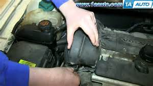 2001 Volvo S40 Coolant Temperature Sensor Location How To Diagnose Replace Volvo Engine Coolant Temperature