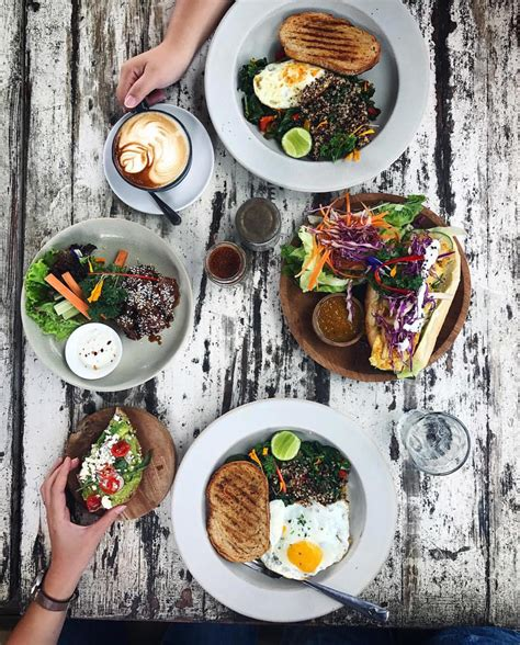 bali food recommendations seminyak bake  shivesh