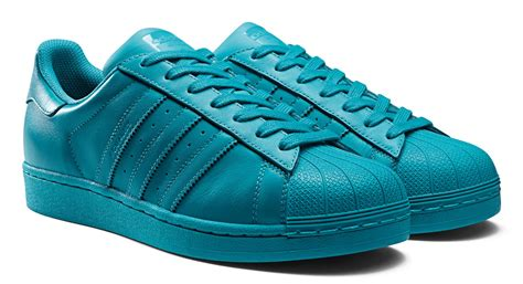 color adidas adidas superstar supercolor schuhe lab green