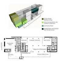 Two Story Floor Plan Architectureweek Design New Northwest Architecture