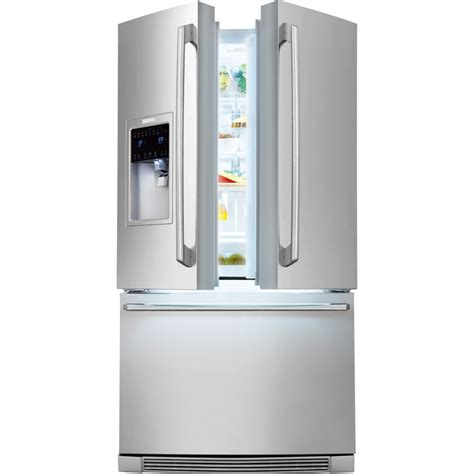 What Is Electrolux Refrigerator by Ei23bc35ks Electrolux 22 6 Cu Ft Door