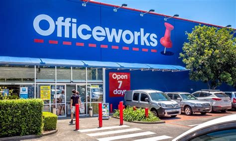 officeworks office equipment 91 o riordan st alexandria new south wales australia phone