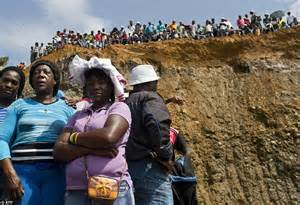 Illegal colombia has more than 14 000 mines more than half of which