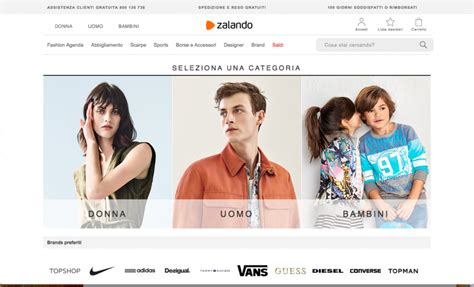 zalando si鑒e social zalando 232 in cima alla classifica dei top brand