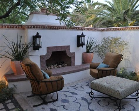 17 Best Images About Inspiration Southwest Spanish Mediterranean Patio Design