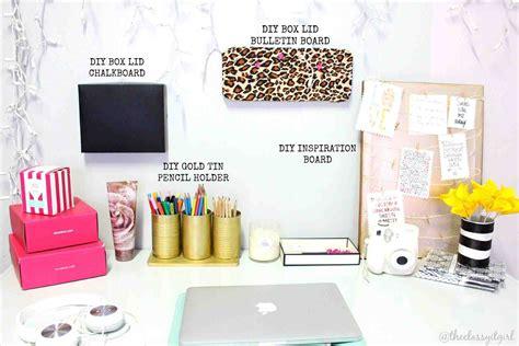 diy desk decor archives roxy james the images collection of decor desk organization u tips