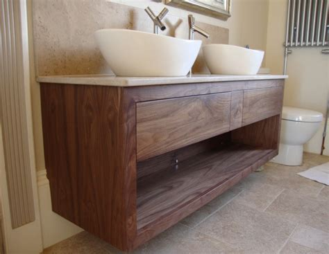 Walnut Bathroom Furniture Uk Crafted Bathrooms Dc Furniture