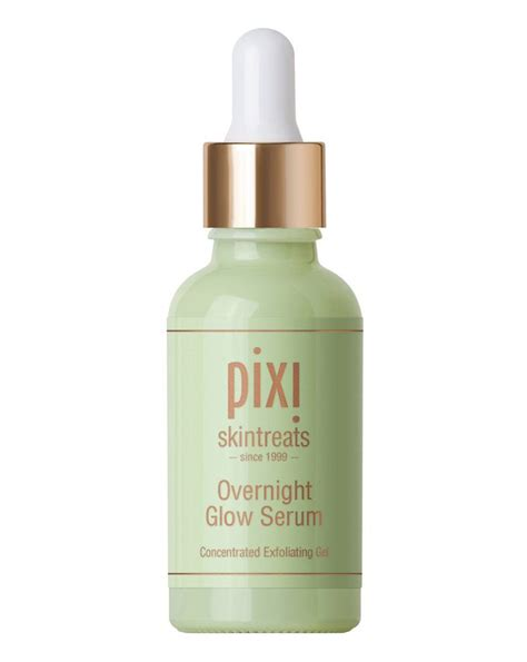 Serum Glowing overnight glow serum pixi in uk pixi