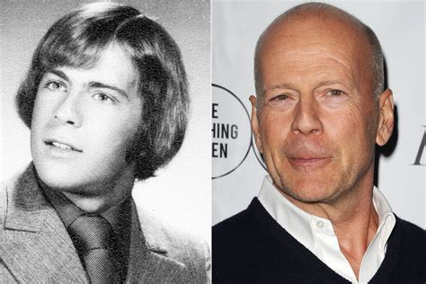 christopher walken picture before they were famous abc bruce willis picture before they were famous abc news