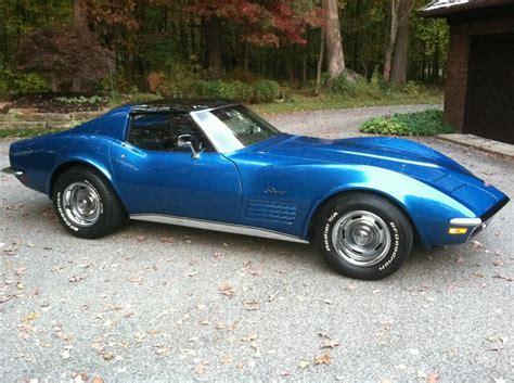 corvette coup 1972 corvette coupe corvetteforum chevrolet corvette