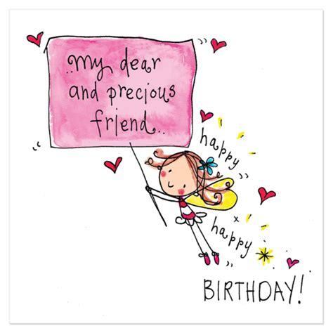 dear  precious friend happy happy birthday