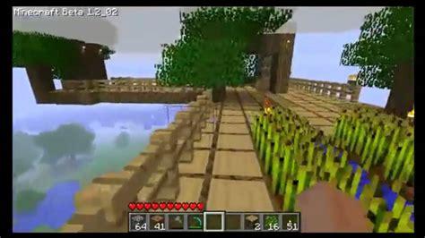 minecraft casa sull albero minecraft la casa sull albero