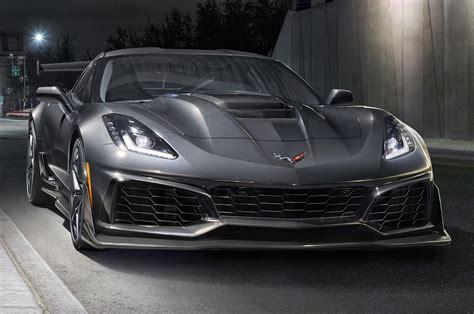 horsepower  chevy corvette zr   fastest