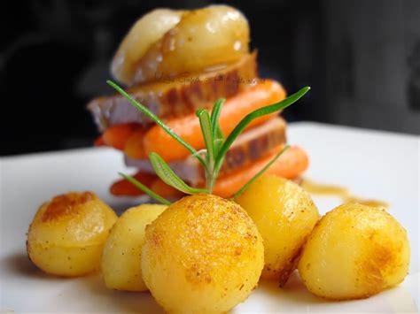 cucinare patate arrosto patate arrosto
