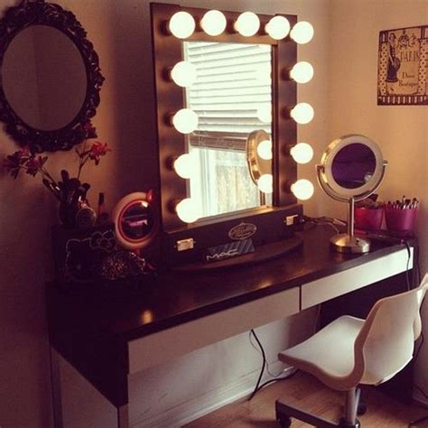 bench makeup diy makeup vanity table with lights kitchen table with