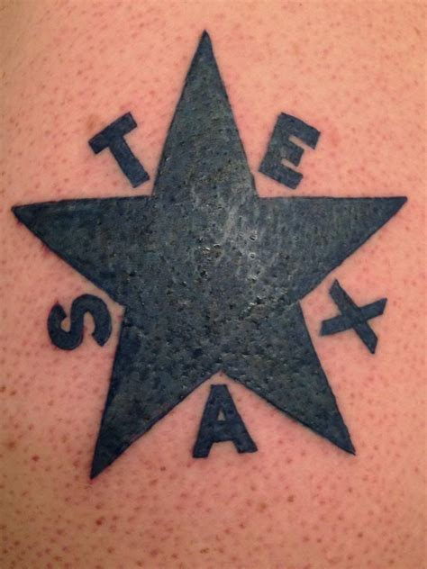 texas flag tattoos search color me