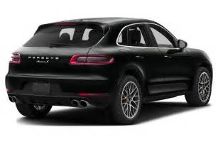 Porsche Suv Models 2016 Porsche Macan Price Photos Reviews Features