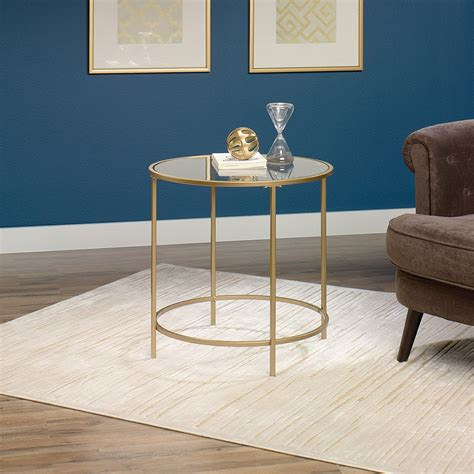 gold and glass end table gold and glass end table decor ideasdecor ideas