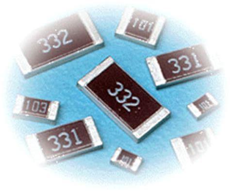 koa pulse resistor koa expanded their range of pulse prove flat chip resistors
