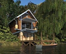 Small Homes On The Water Jetson Green Tiny Eco Friendly Prefab Called The Crib