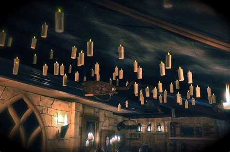 harry potter floating candles diy complete list of decorations ideas in your home