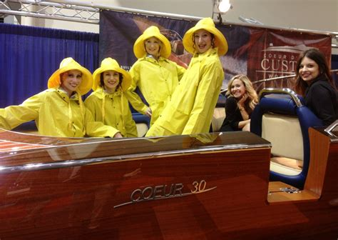 pacific boat show seattle hagadone marine and the pacific northwest chapter make a