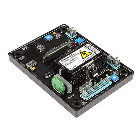 new automatic voltage regulator avr sx460 for generator 3d
