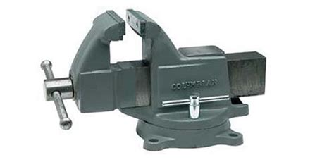 columbian bench vise columbian 10203 604m3 4 inch jaw width by 6 inch opening