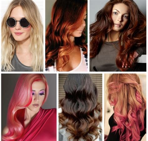 winter 2015 hair color trends fall hair color trends 2015 2016 fashion trends 2016 2017