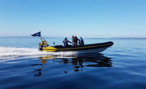 bareboat rib hire scotland rib charter news there s still time to get out on the water
