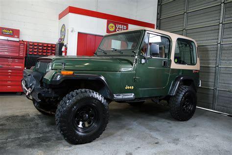 future jeep wrangler 1995 jeep wrangler future classics