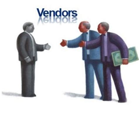 vendor management how to deal with vendors effectively in
