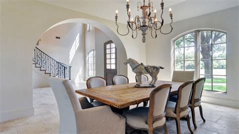 French Country Home Interiors Modern Chandelier For Dining Room Modern French Country