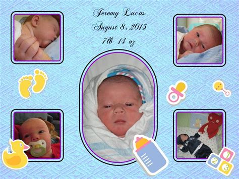 baby s year collage templates baby s year collage templates discovery center store