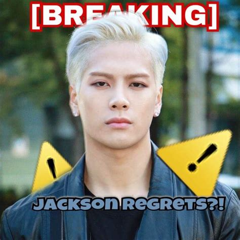 got7 on variety shows jackson wang regrets starring on variety shows got7 amino