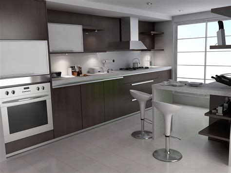kitchens and interiors small kitchen interior design model home interiors