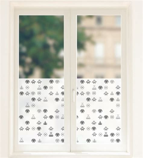 Fenster Sichtschutz Sticker by Milchglas Fenstersticker Sichtschutz 8 Versch Motive Zur