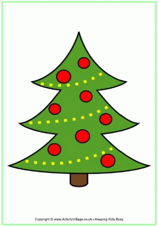 poster template for christmas tree tree poster