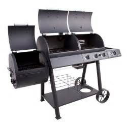 Oklahoma joe s propane smoker and grill wayfair