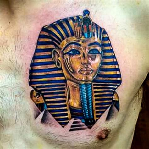 king tut tattoos