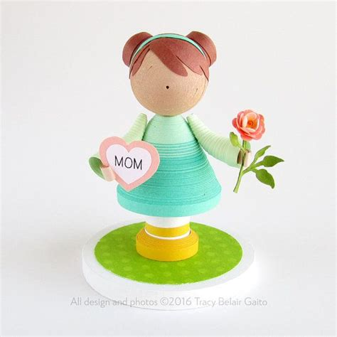 quilling girl tutorial quilling filigrana 3d a collection of ideas to try